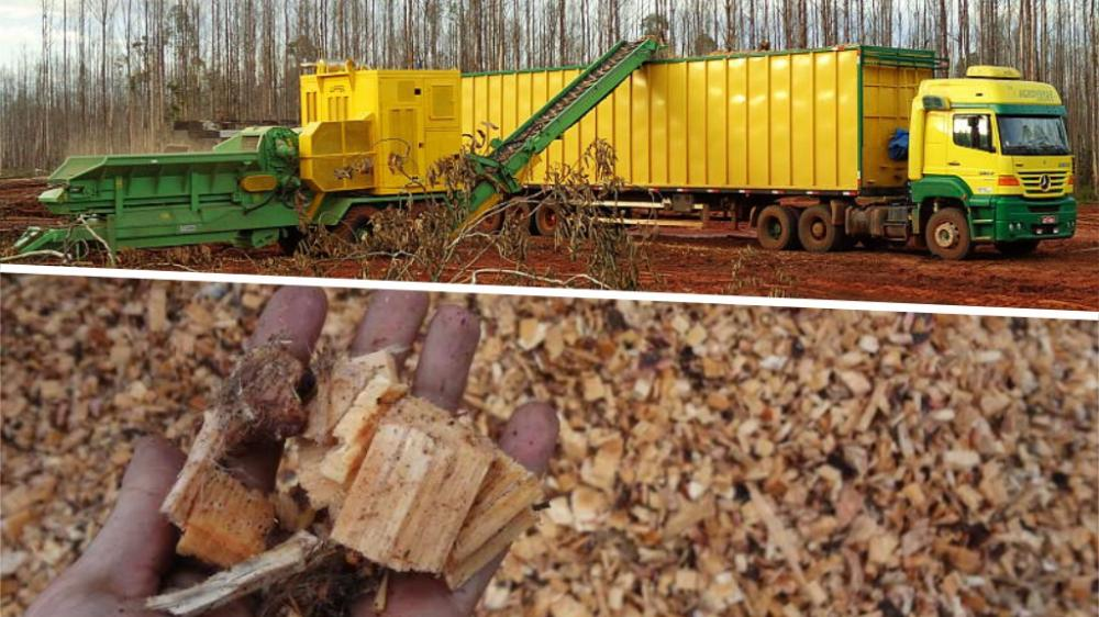 Preparation of biomass for use as fuel