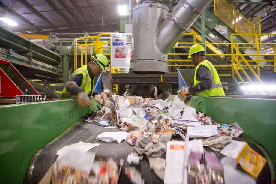 Solid waste classification projects for public and private entities
