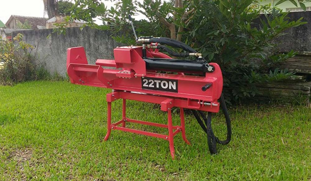 Series of tractor powered Log Splitters
