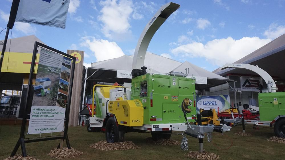 How are things going on agrishow 2019?