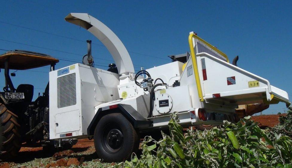 Investimento em triturador para limpeza urbana em São Paulo