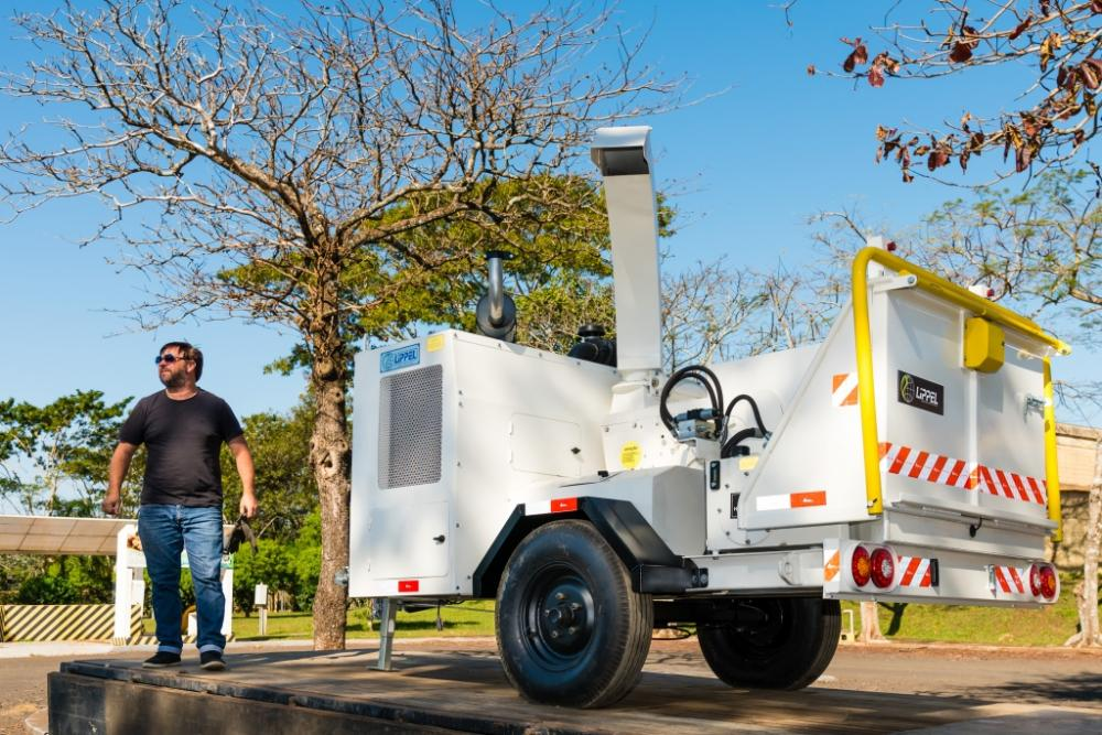 Itaipu acquires a Lippel Chipper