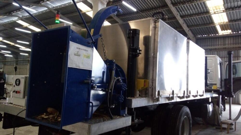 Soluciones en picadores / trituradores de montaje especial para áreas urbanas