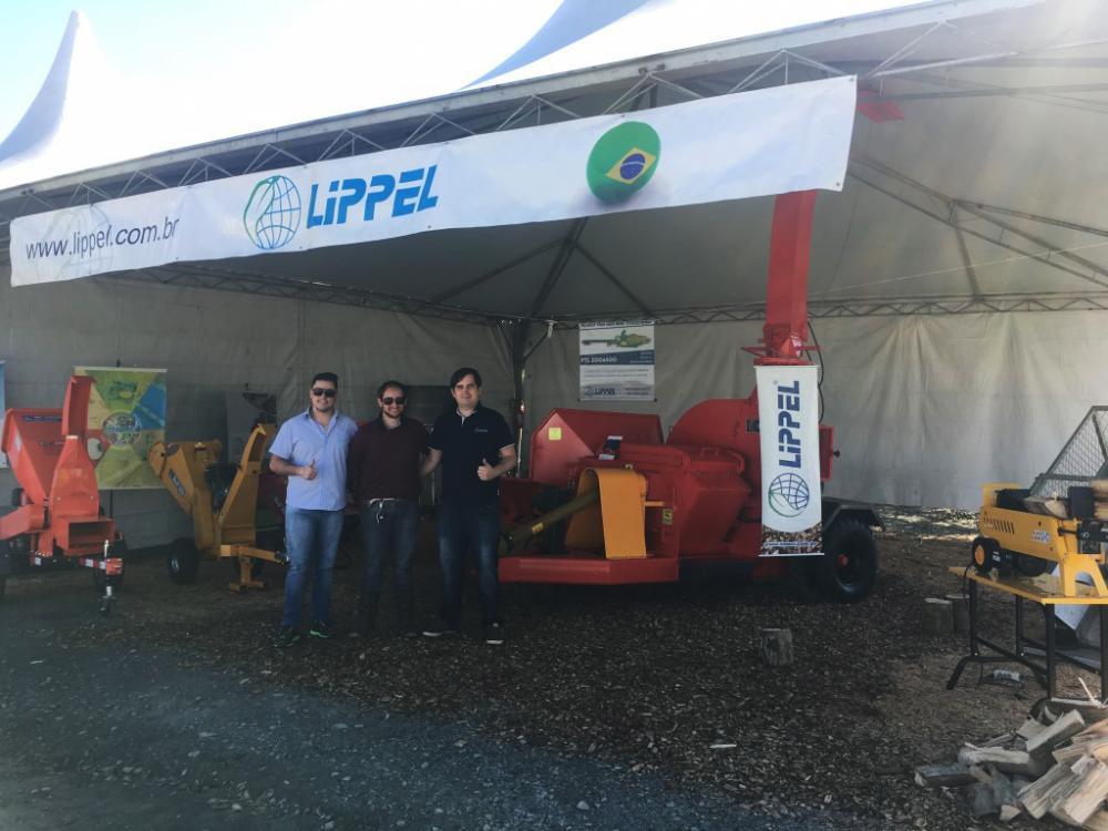 A Lippel participa da XXIX Festa da Colheita do municio de Agrolândia.