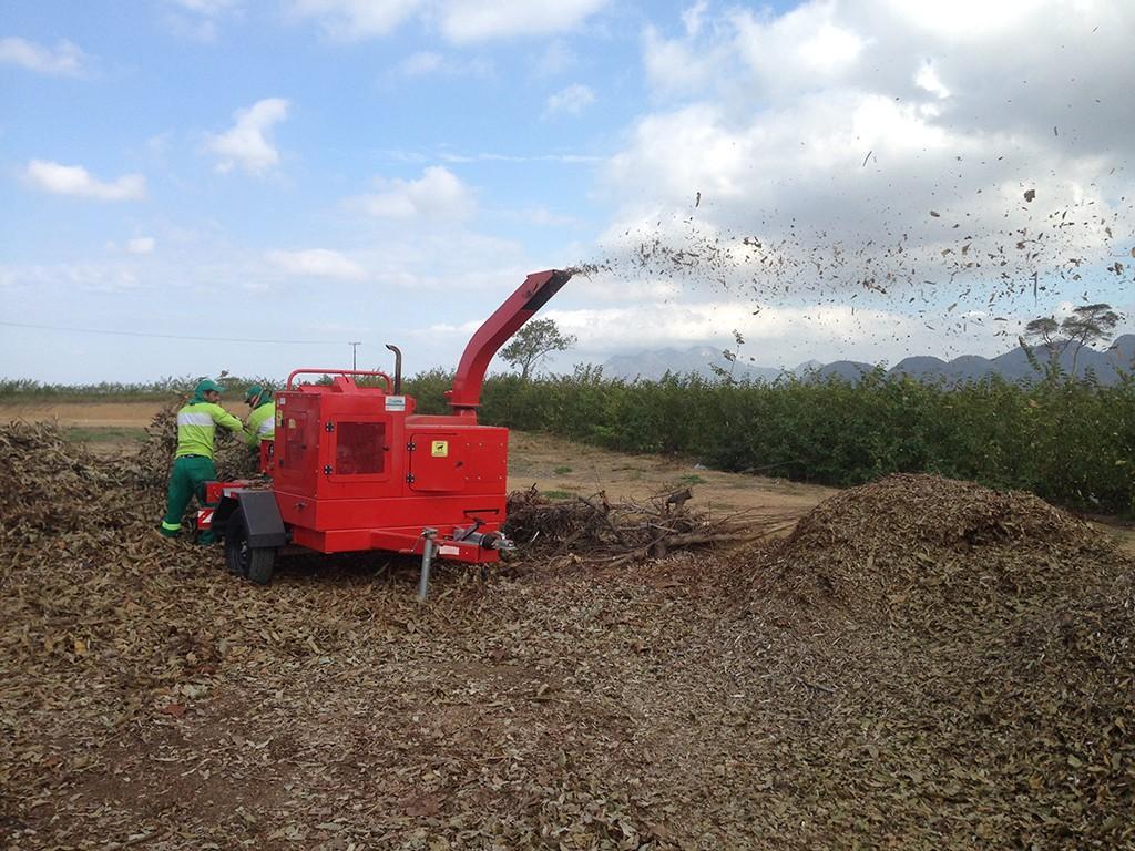 A melhora significativa para os resíduos sólidos