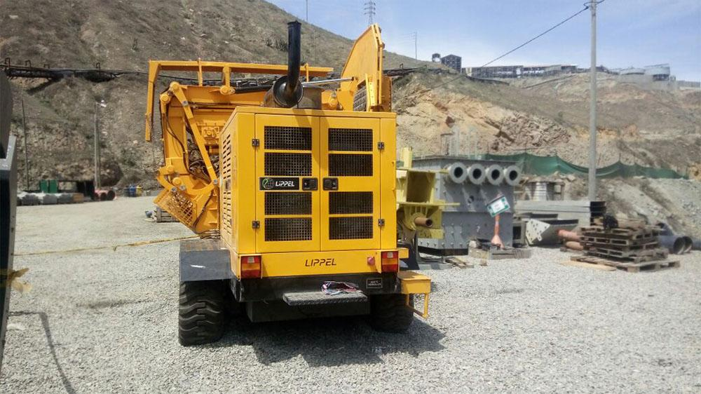 Delivery and Start Up of the PFL 400x700 MC in an important mining company of Peru