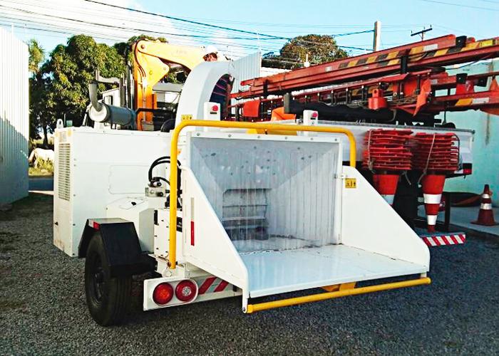 Empresa energética de Rio adquire Triturador Lippel
