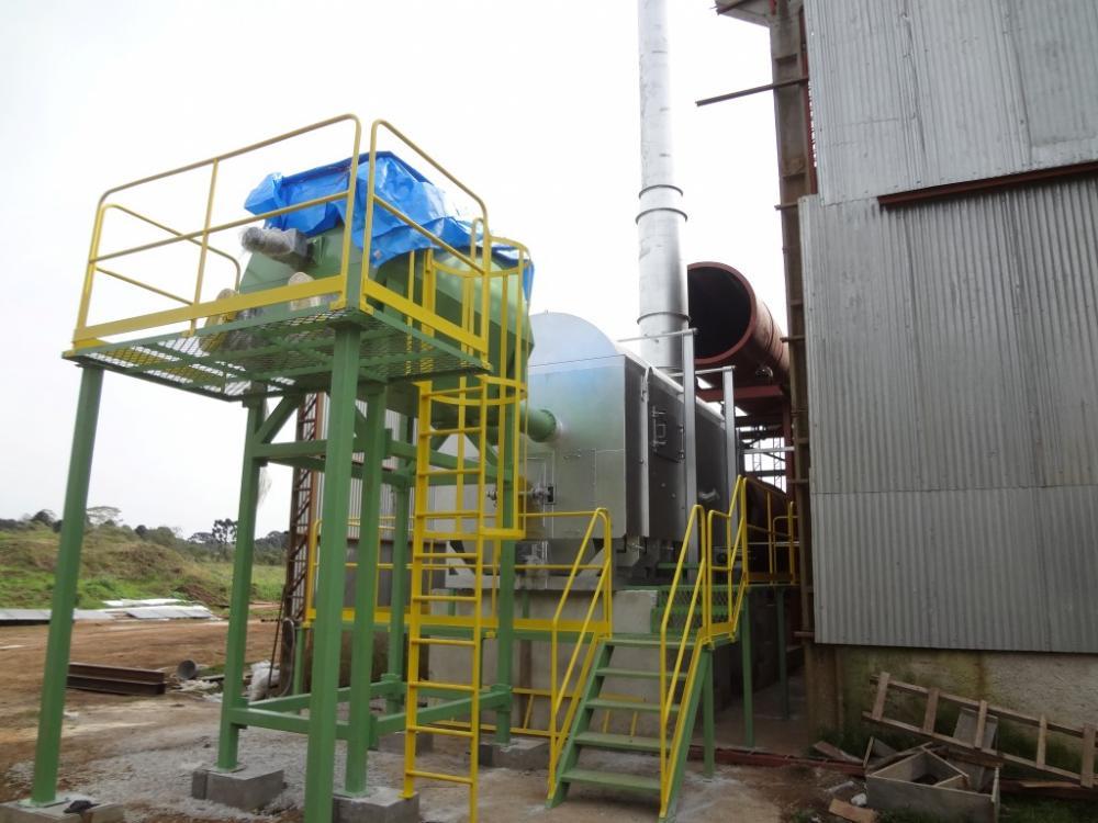Finalizada instalação de QPL 40 em usina de fertilizantes