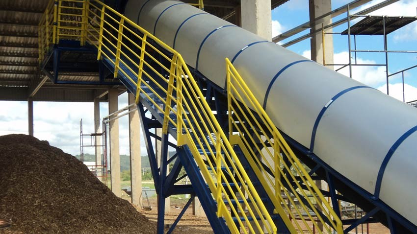Food company acquires chipper to reduce energy costs