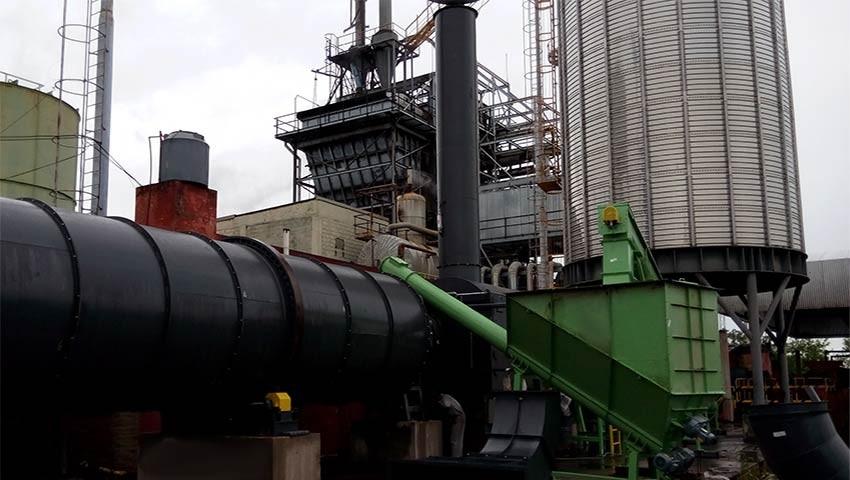 Inauguração de usina de biomassa