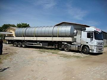 Lippel entrega fábrica de briquetes do Projeto Caatinga Viva