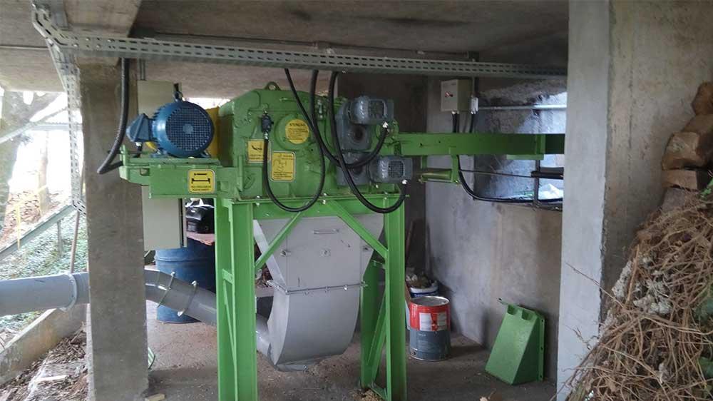 Lippel fornece maquinário para o encaminhamento correto de resíduos à empresa de vinhos e uma fábrica de móveis