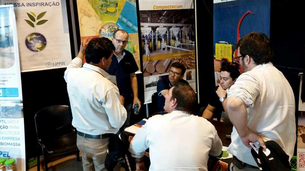 Lippel participates in international fair