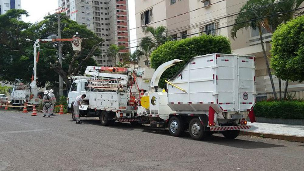 Lippel performs the technical delivery of urban cleaning equipment