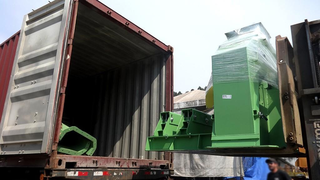 Ofreciendo soluciones personalizadas en el tratamiento de biomasa