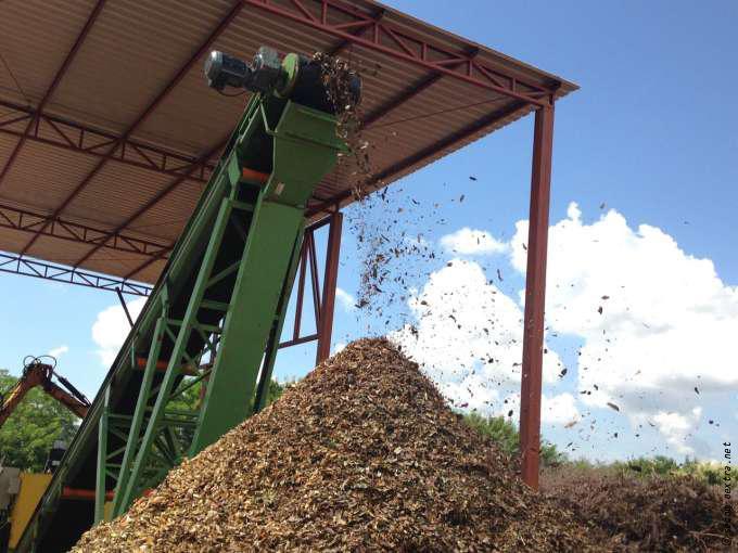 Triturador de Galhos da Lippel é ativado por prefeitura de Fernandópolis