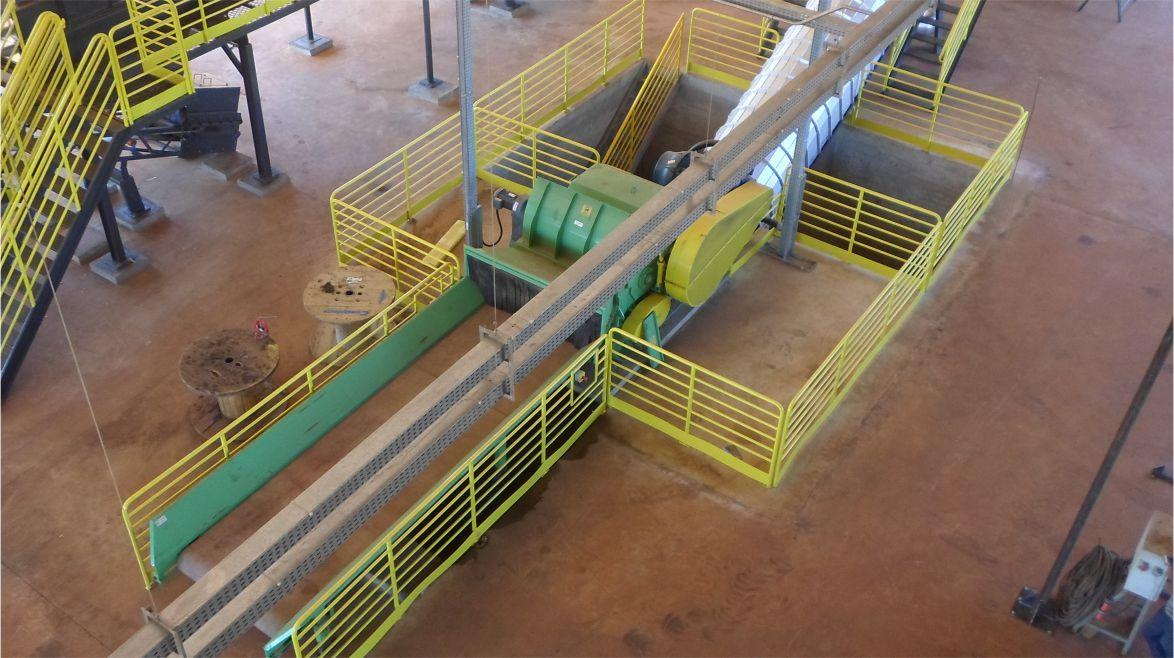 Usando os próprios resíduos gerados pela indústria para transformar em combustível