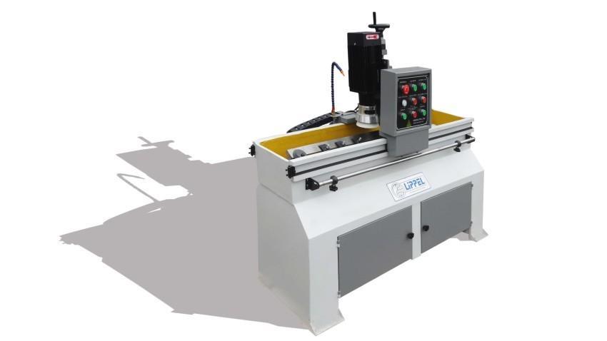 Para afilar cuchillas planas en varios ángulos, adecuado para varios tipos de cuchillas industriales. Afila láminas hasta 100mm de largo.