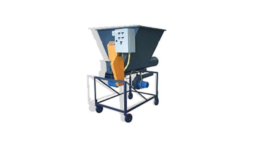 Alimentación uniforme y controlada del horno o Caldera com pelets, chips/astillas, cobras de madera y otros tipos de biomasa.