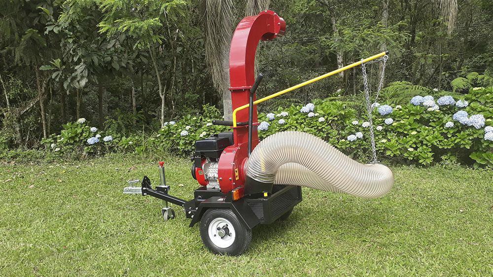 Ideal para limpeza em vias urbanas e áreas privadas como fazendas, parques, condomínios e empresas
