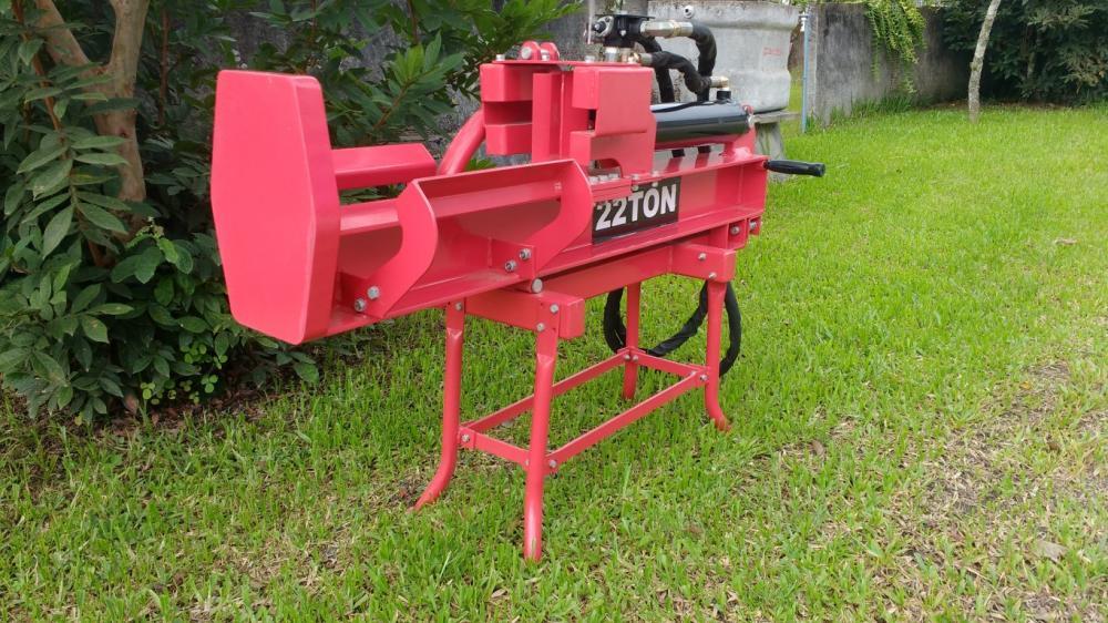 Nuevo modelo de Partidor cortador de leña a tractor RTM 100