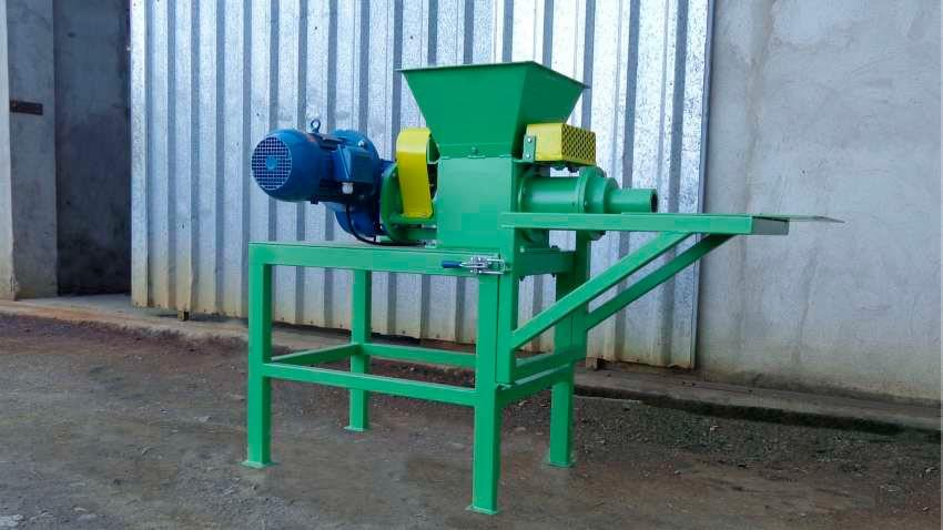 Screw Extusion Briquette Machine for Coal EXR-04