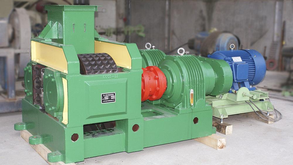 Rollers Extrusion Briquette Machines for Coal BRL 600