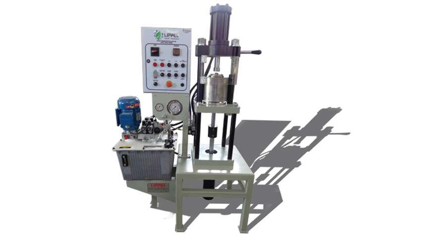 Laboratory Briquette Machines - Research for Materials for Briquetting