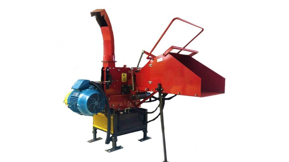 Opción fuerte y compacta accionado por motor eléctrico