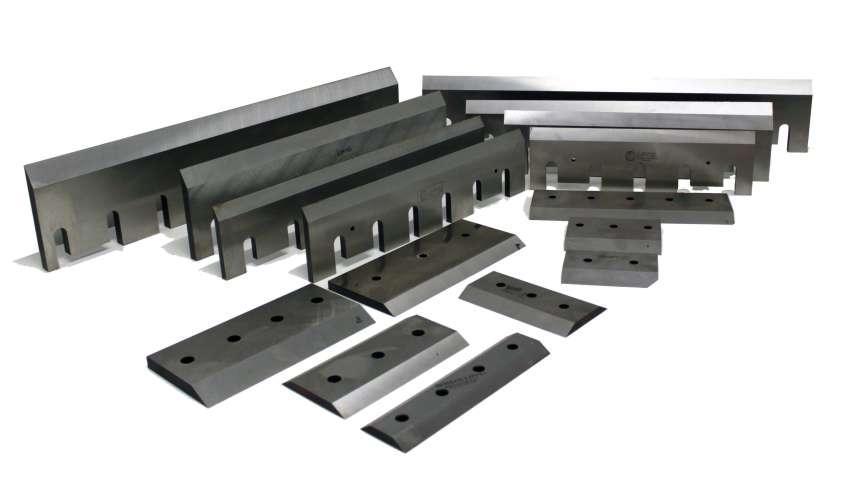 Fabricadas en acero especial de alta durabilidad para garantizar la mejor performance de las chipeadoras.