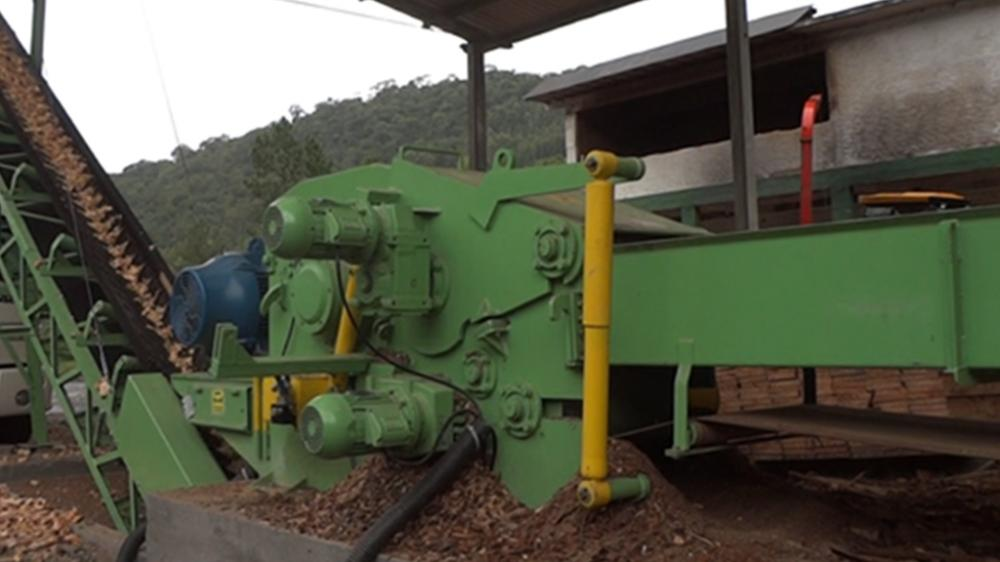 Project aimed to meet customer needs generating efficiency in processing chipping.