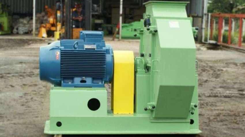The Hammer Mill MML Series incorporates into your project low operating costs and greater efficiency.