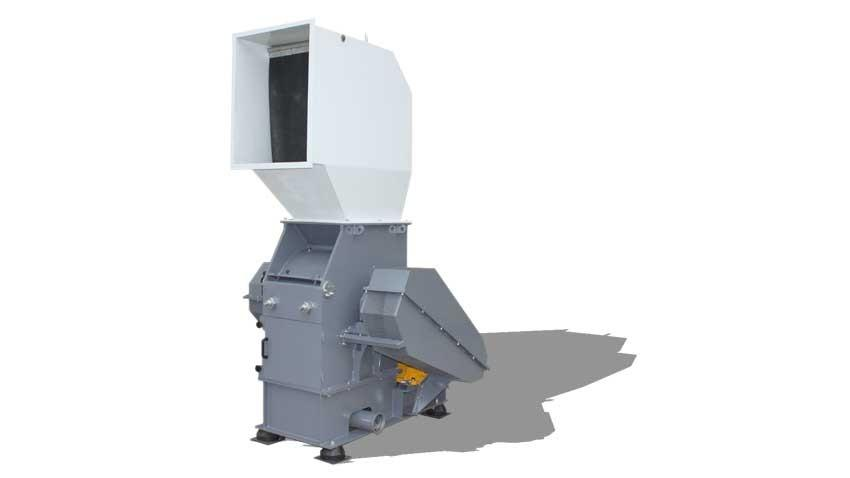 Hammer Mill MT-500 Intended to grind food and beverage cans