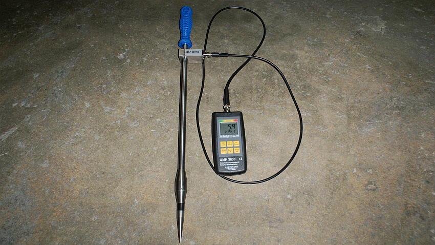 Ideal para medição de umidade de diversos tipos resíduos e materiais a granel, garantindo sempre a melhor qualidade para seus produtos.
