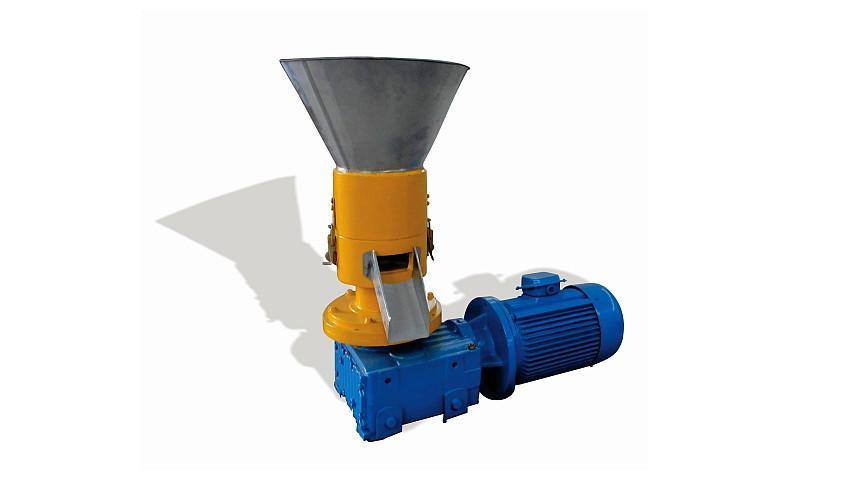 This equipment is mainly used by laboratories and research institutes, pelleting various types of biomass and other wastes