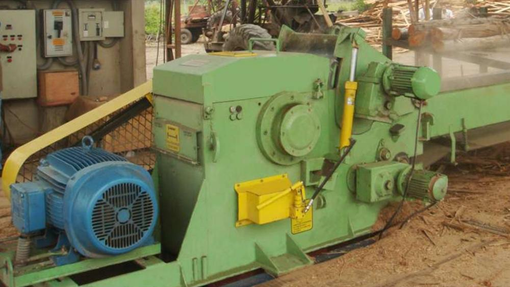 Fixed Drum Wood Chipper PTL 240x500
