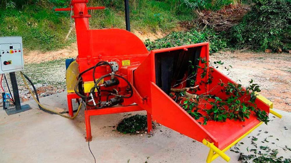 Forestry Disc Chipper PDF 200 HD +UME
