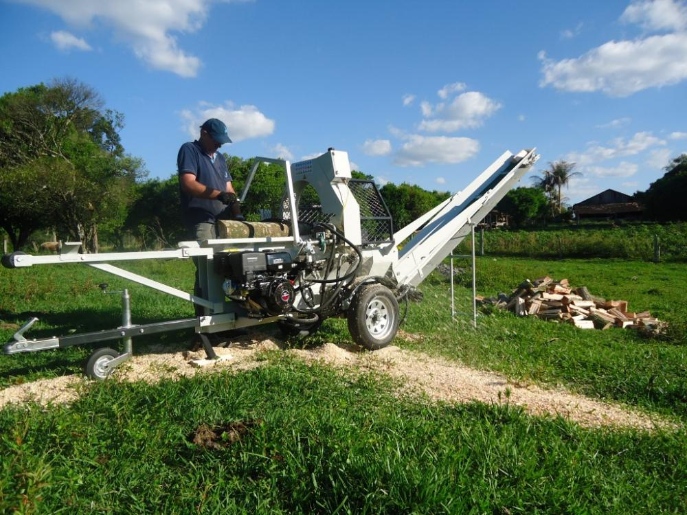 Log Splitter / Processor - PML 1000R Cut and split the logs in one process