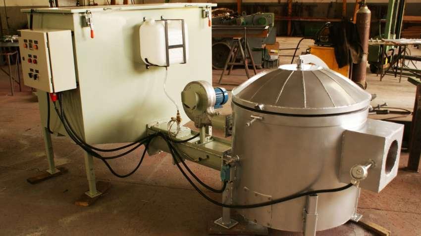 Adecuado para residuos con poca cuantidad de cenizas, pueden ser acoplados a calderas, quemadores o secadores, ideal para pequeñas y medias aplicaciones.