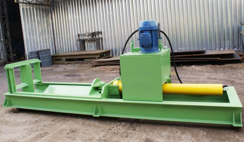 Fixed Log Splitter RTL 600