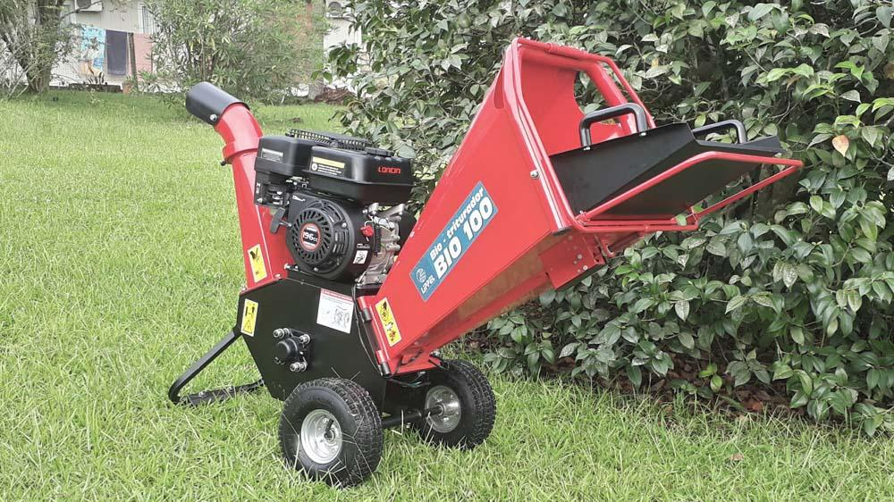 Brush Chipper Bio 100