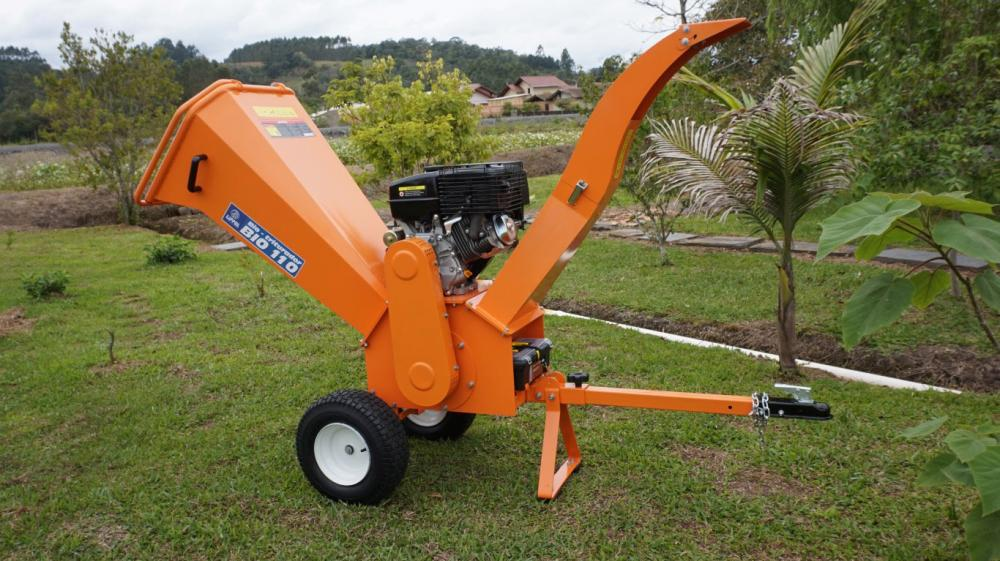 Wood Chipper - BIO 110
