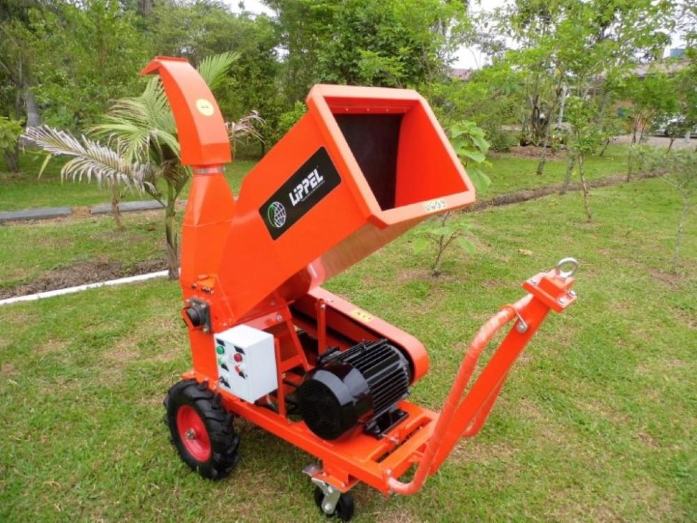 Wood Chipper BIO 130 E