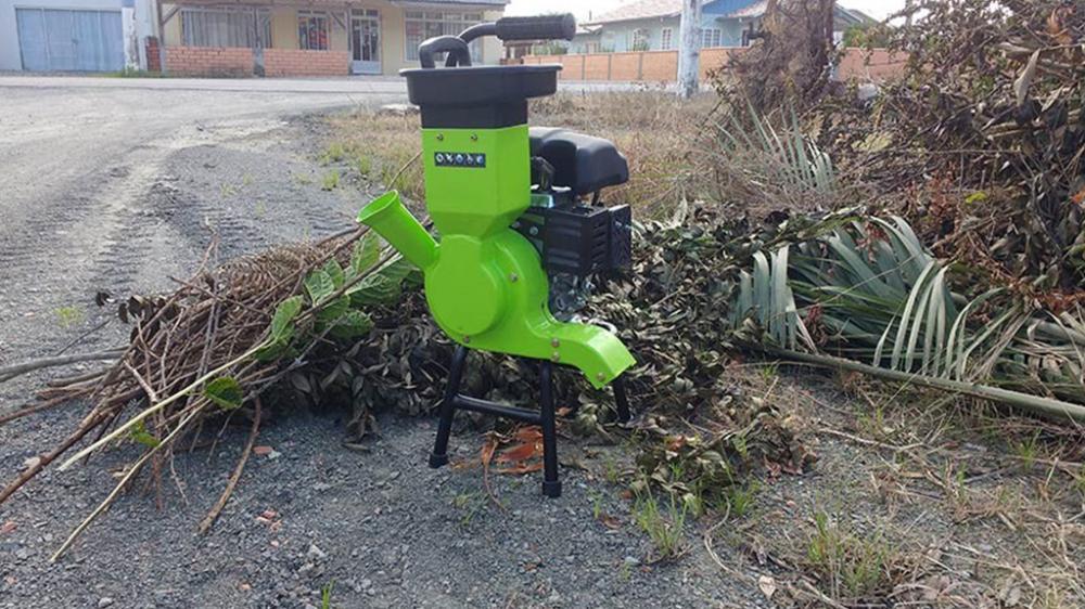 Triturador de resíduos orgânicos Bio 20
