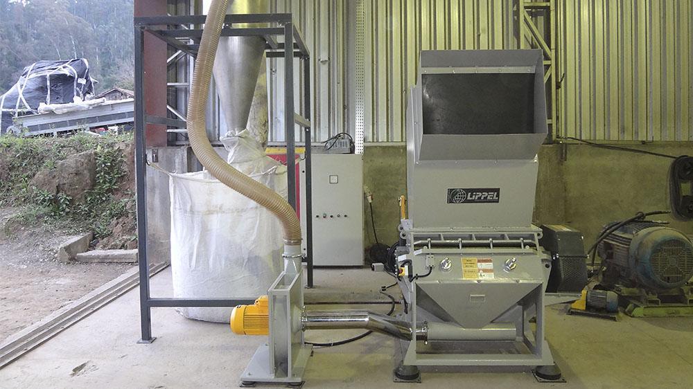 Triturador de Tecido e Resíduos Shredder TMF 3280 E