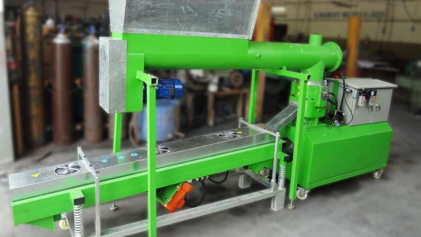 Fabrique pellets com 6 mm de diâmetro e de alta qualidade com diversos tipos de resíduos de biomassa, ótimo para o uso industrial