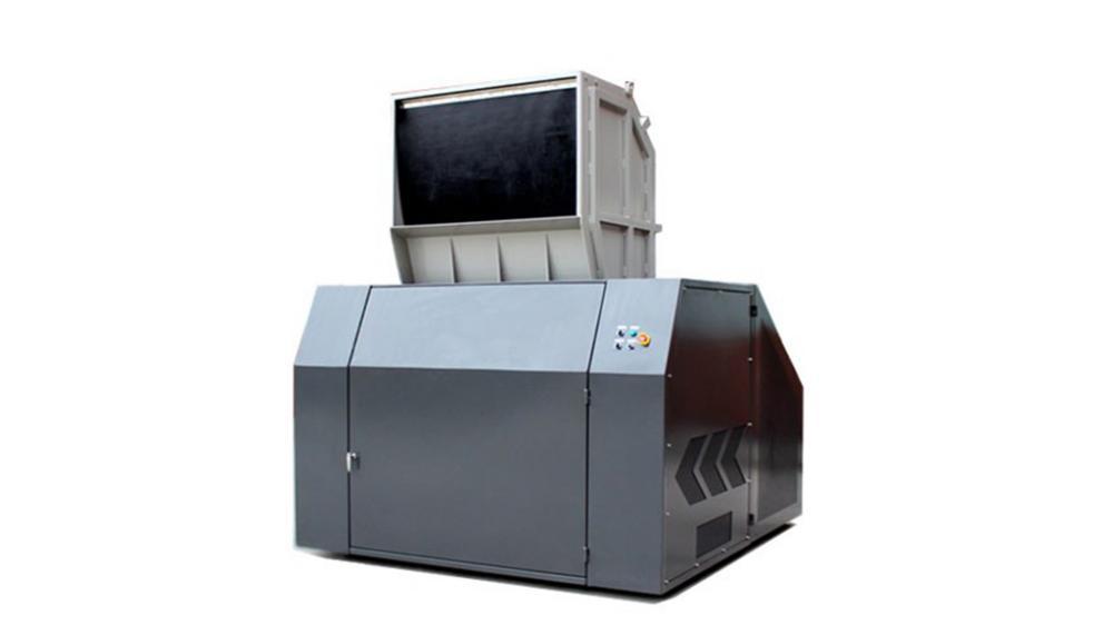 Usina de Trituração de Resíduos, sistema completo para trituração de resíduos