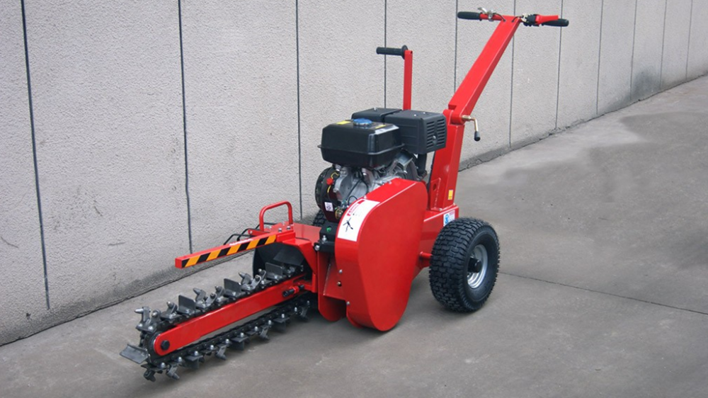 Trencher VCL 100