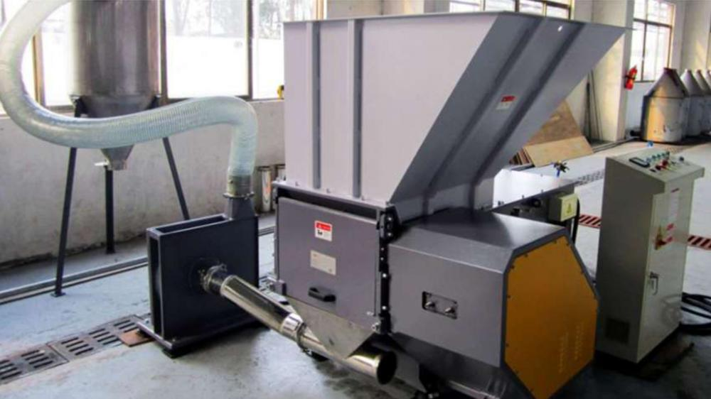 The ideal solution for grinding wood, cardboard, paper, plastic, aluminum, organic materials