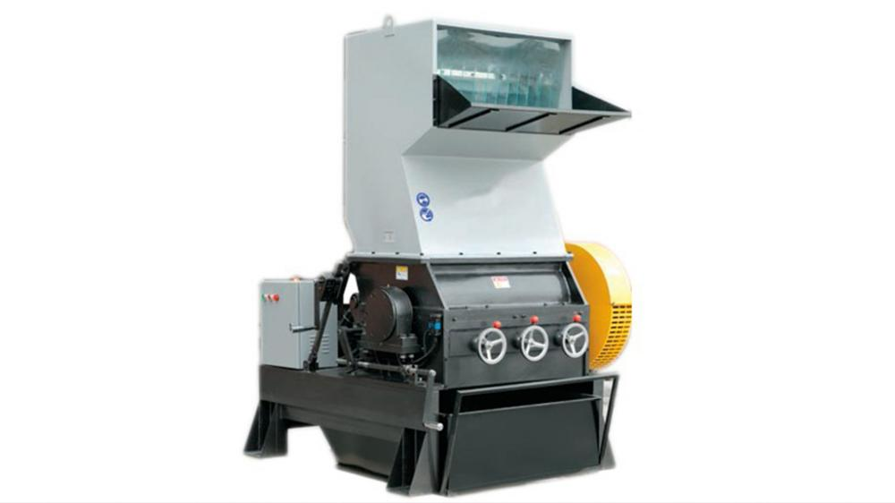 New TMF Waste Shredder Line